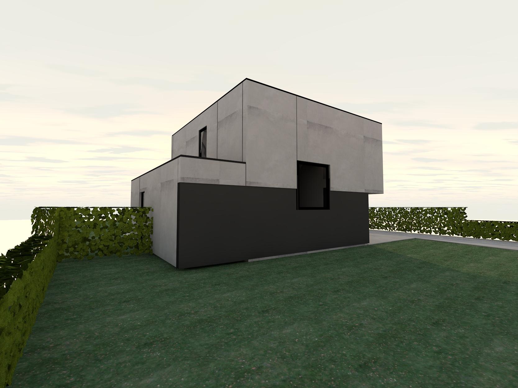 Nieuw Project: Staalbouwwoning te Brakel